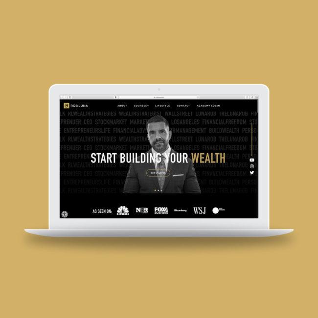 Rob Luna Wealth Academy